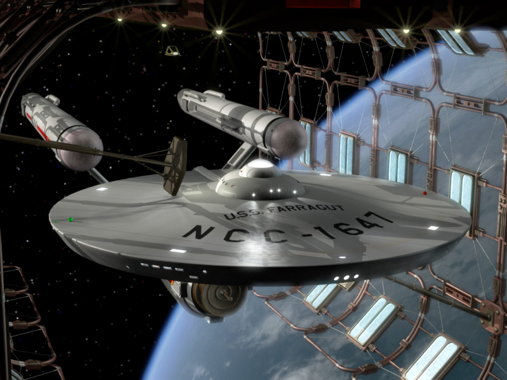 Starship Farragut Part 2 2008 To 2010 Fan Film Factor