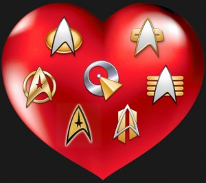 LOVE Star Trek