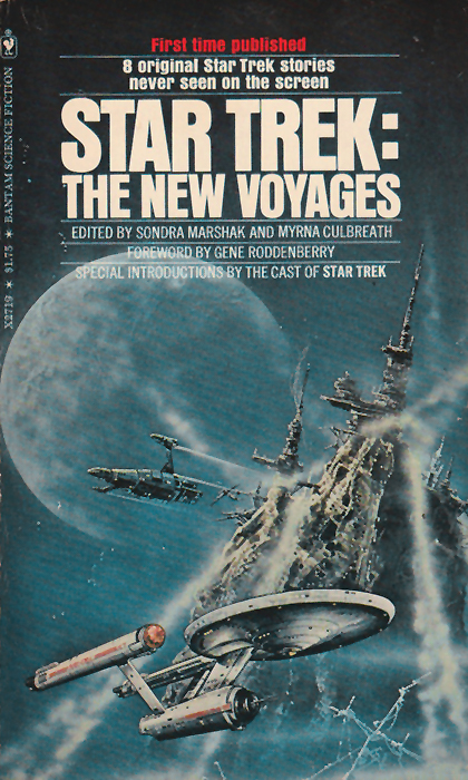 Mind-Sifter 2 - ST New Voyages book