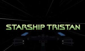 Starship Tristan logo