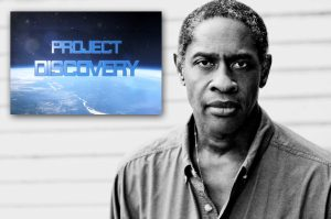 Tim Russ - Project Discovery