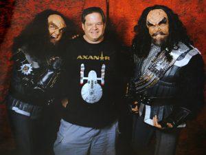 Klingons and me
