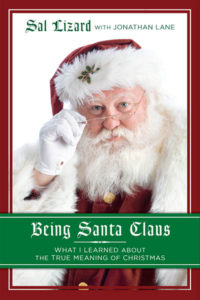 Being Santa Claus - Cover