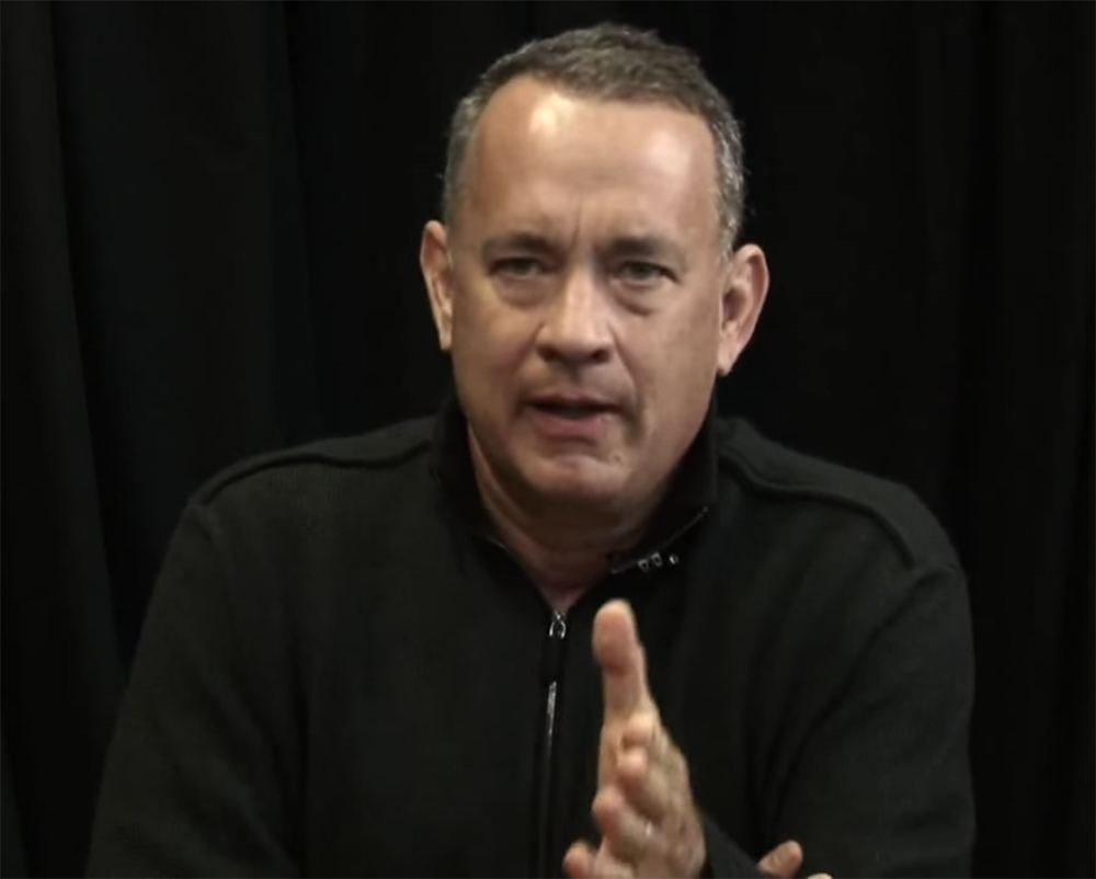 tom hanks � fan film factor