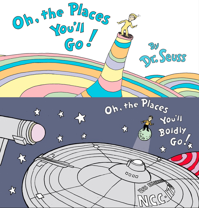 Oh The Places Youll Boldly Go Fan Film Factor