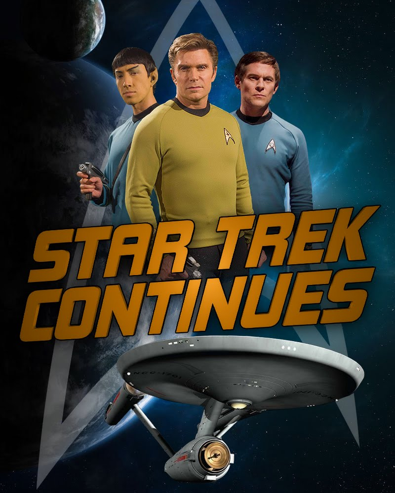 a review of the series of star trek stories Continue reading the main story share this page but as a syndicated series called ''star trek: tv review new 'star trek' series is set in post.