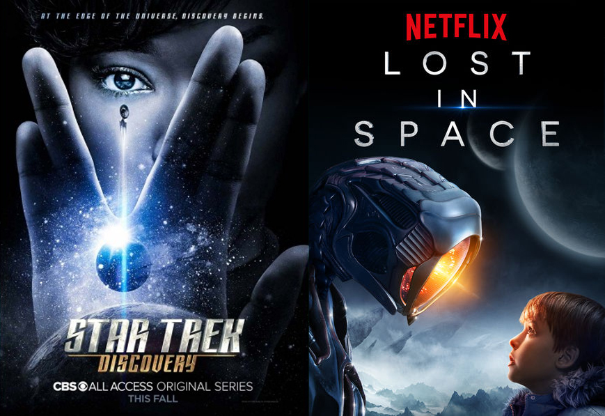 Why can't STAR TREK to be more like LOST IN SPACE?! (review