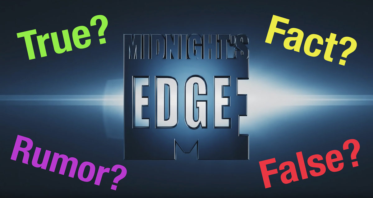 NO CENSORSHIP for MIDNIGHT'S EDGE on Fan Film Forum…  (editorial update)